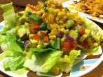 Vegan Mexican Salad